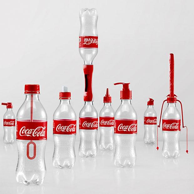 """Coca Cola Bottle Caps """"2nd Lives"""""""