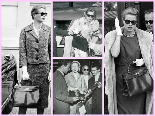 Grace Kelly - Hermes