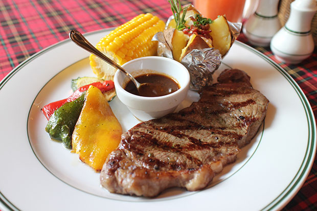 Angus Sirloin Steak