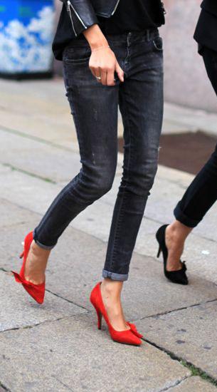 Isabel Marant Poppy Black Suede Pumps Heels