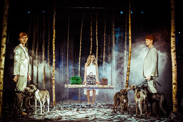 Mulberry Cara Delevingne Collection