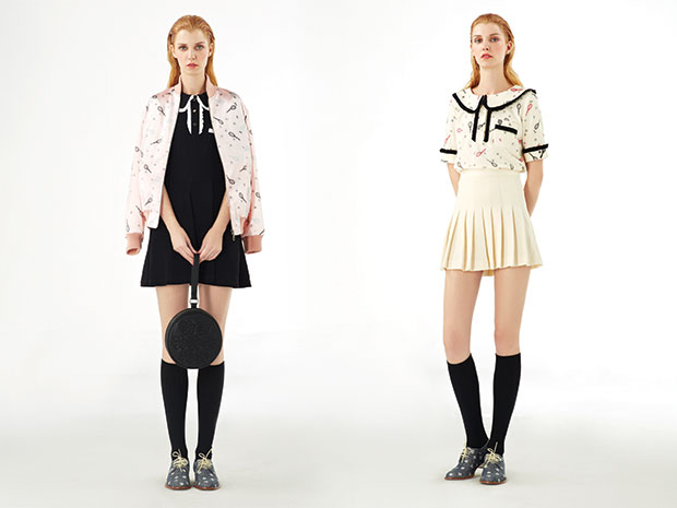 Play Too Pre-Fall Collection 2014