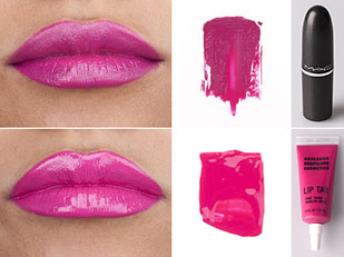 Review: Pink Lipstick