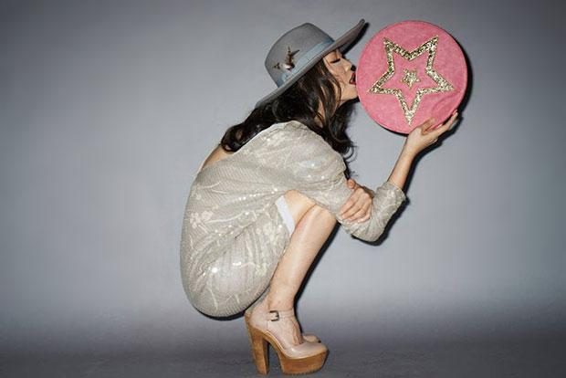 STAR sliver glitter - กระเป๋า