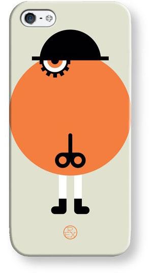 iPhone Case Clockwork Orange