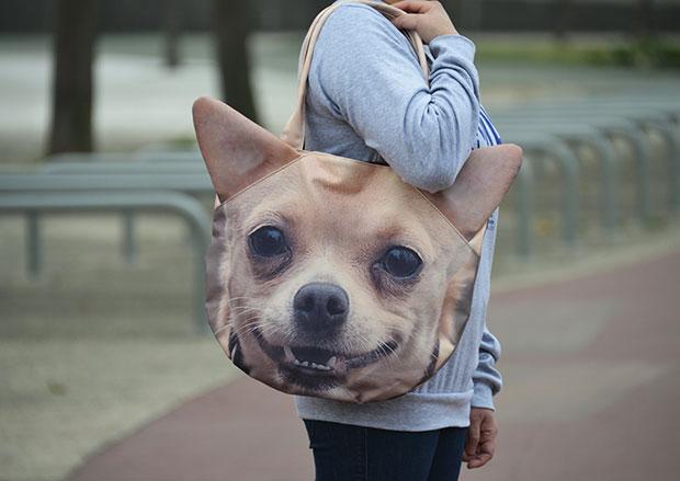 กระเป๋า หมาชิวาวา