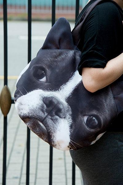 กระเป๋า หมาบอสตันเทอร์เรีย