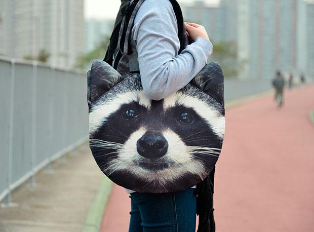 กระเป๋า แรคคูน
