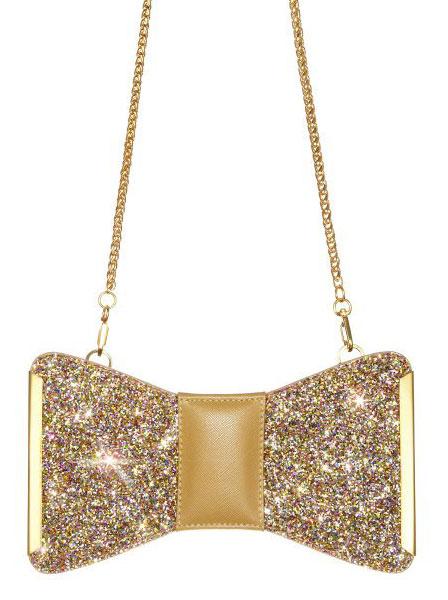 กระเป๋า Aristotle Bow Bag - Glitter - Sunny Set