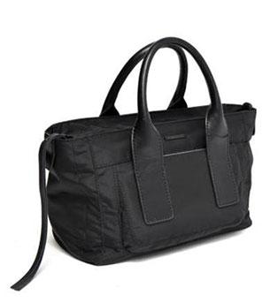 กระเป๋า Calvin Klein Layla Shimmer Nylon