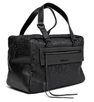 กระเป๋า Calvin KleinLara Core Jacquard
