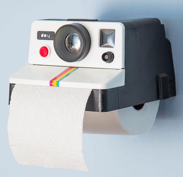 กล้องอินสตาแกรม ที่ใส่ทิชชู