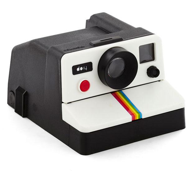 กล้อง Instagram ที่ใส่ทิชชู