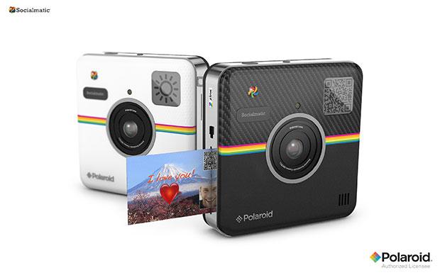 กล้อง Socialmatic