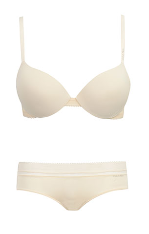 ชุดชั้นใน Calvin Klein Icon Modern T-Shirt สีขาว