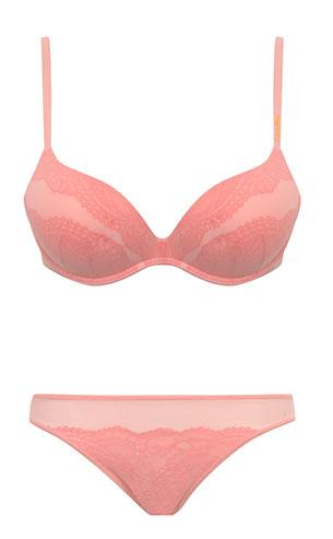 ชุดชั้นใน Calvin Klein Mist Push Positive Bra & Bikini