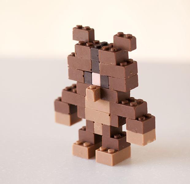ช็อกโกแลต Lego