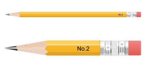 ดินสอเบอร์ 2