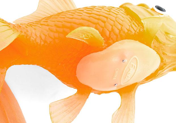 ตุ๊กตาปลาลอยน้ำ