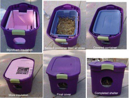 บ้านแมวนอกบ้าน DIY