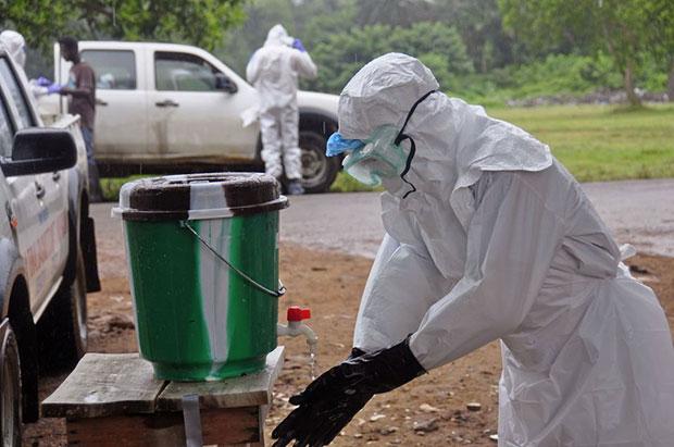 ป้องกัน อีโบลา