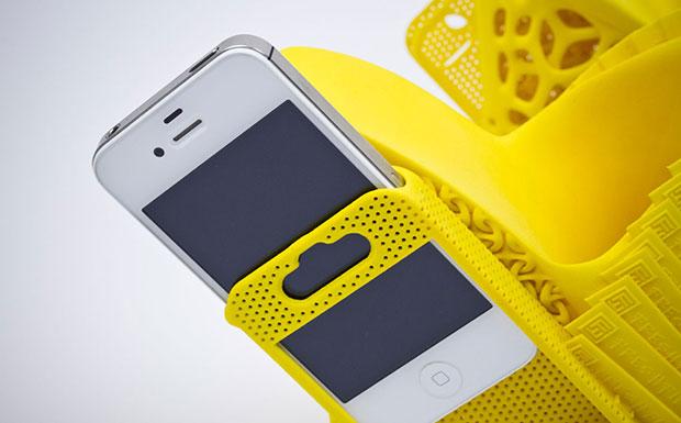 รองเท้า เคสไอโฟน สีเหลือง