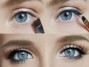วิธีเขียนตา Eye Popping