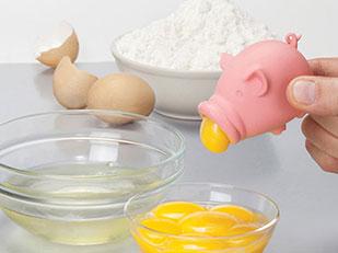วิธีแยกไข่แดงจากไข่ขาว