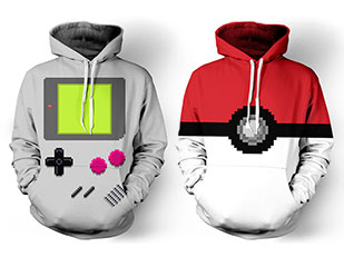 สเวตเตอร์ เกมบอย Pokemon
