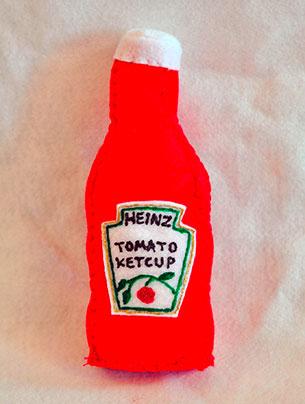 หทอน ซอสมะเขือเทศ Heinz
