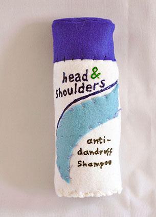 หมอน แชมพู Head & Slouders