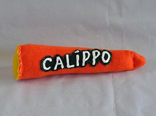 หมอน ไอติม Calippo