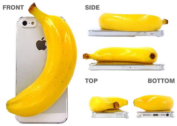 เคสไอโฟน กล้วย