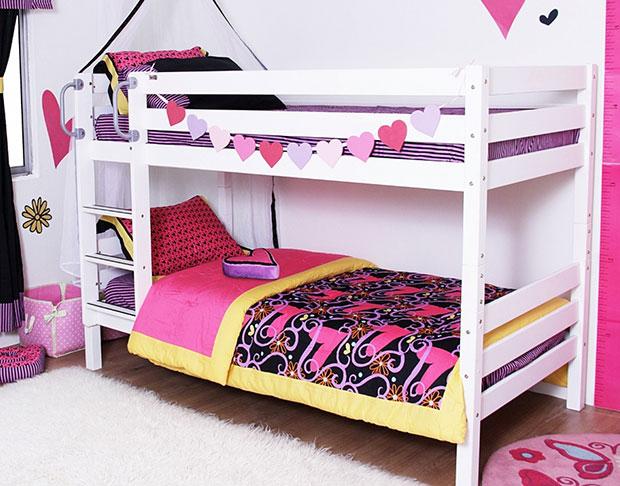 เตียงนอนเด็ก 2 ชั้น