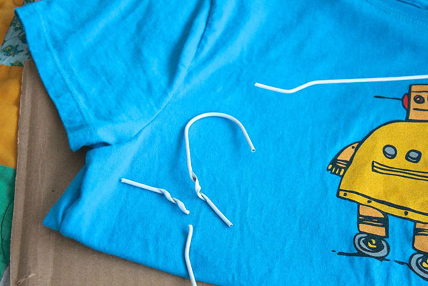 เต็นท์แมว เสื้อยืด