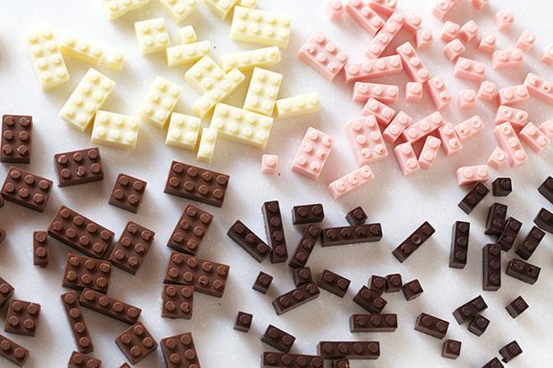 เลโก้ ช็อกโกแลต