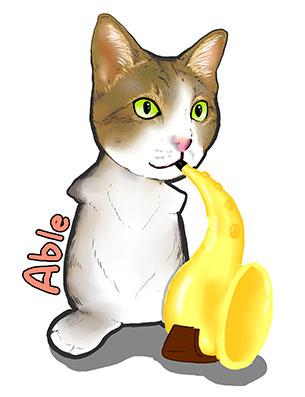 แมว เอเบิ้ล