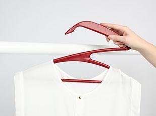 ไม้แขวนเสื้อ แขวนง่าย