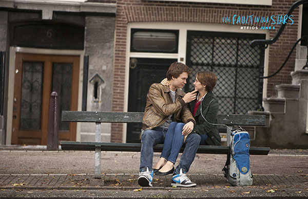 Ansel Elgort and Shailene Woodley - The Fault in Our Stars