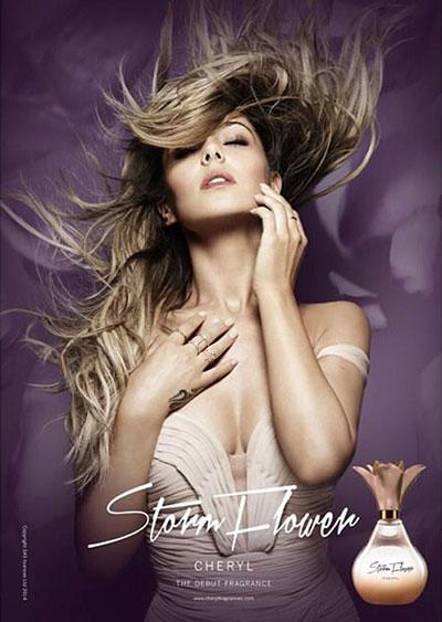Cheryl Cole Storm Flower
