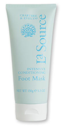 Crabtree & Evelyn La Source Intensive Conditioning Foot Mask