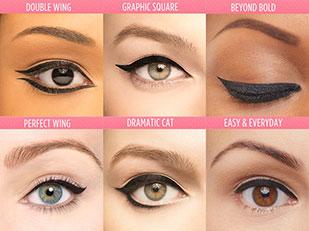 Eye Liner Look