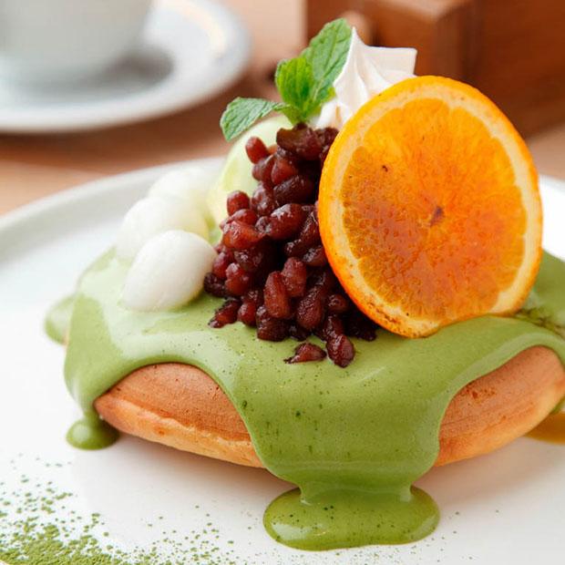 Japanese Style Pancake