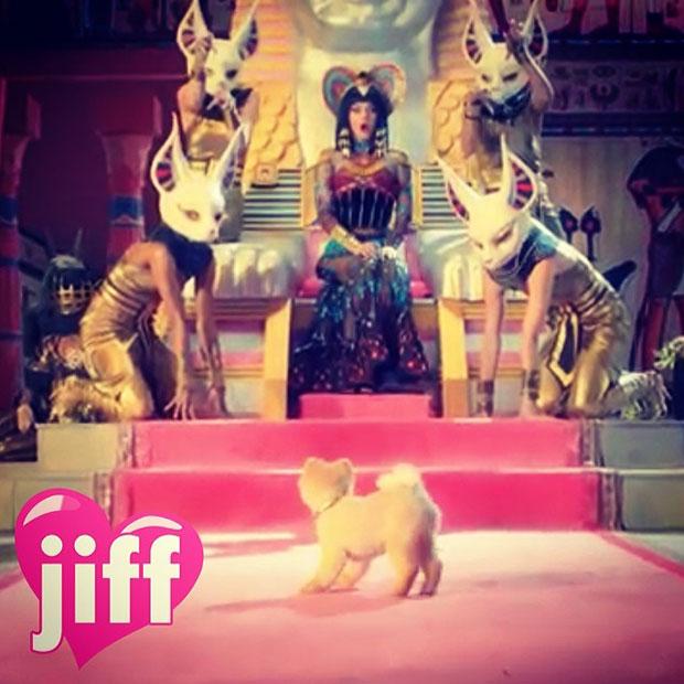 Jiff - มิวสิควิดีโอ Katy Perry