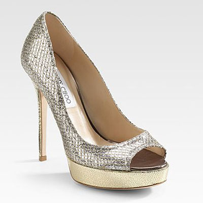 Jimmy Choo Crown Glitter