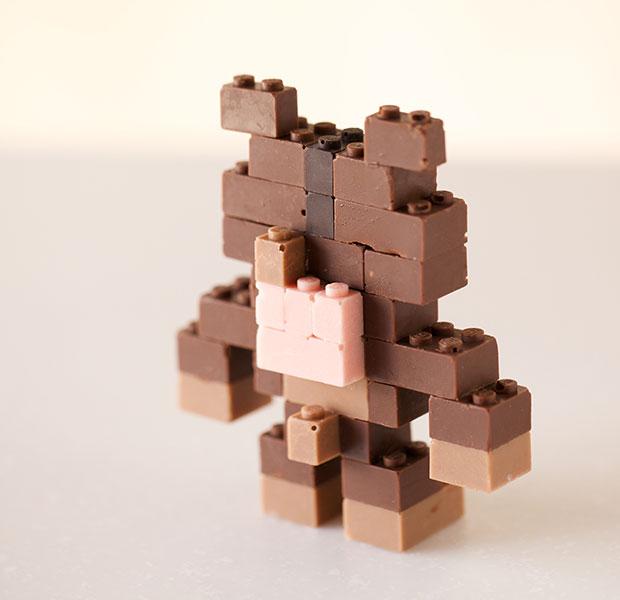 Lego ช็อกโกแลต
