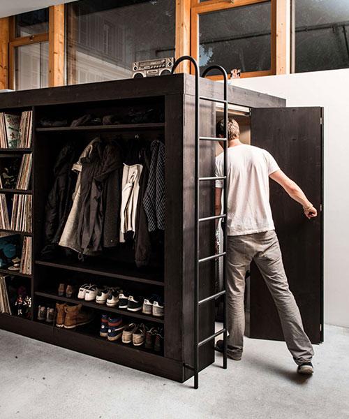 Living Cube ห้องเก็บของ