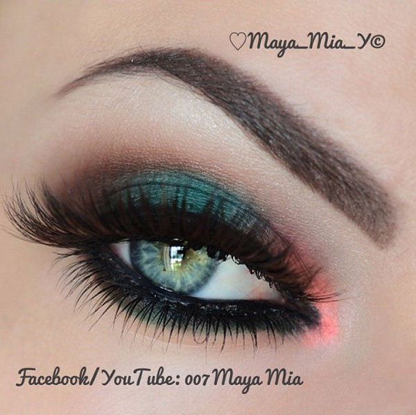 Maya Mia Beauty Blogger