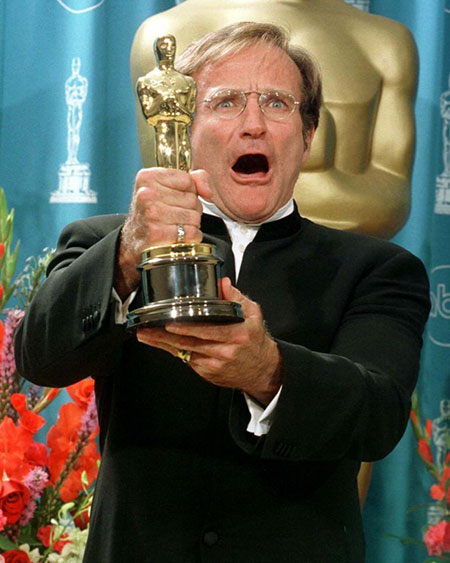 Oscar - Robin Williams