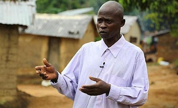 Saa Sabas ผู้รอดตาย อีโบลา